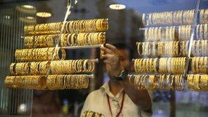 Altın fiyatları ne kadar? 20.12.2016