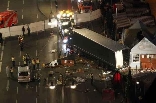 Terör mü, kaza mı? Berlin'de sis perdesi kalkıyor...