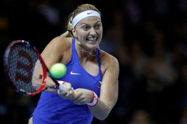 Petra Kvitova'ya bıçaklı saldırı!