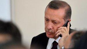 Cumhurbaşkanı Erdoğan'dan Berlin saldırısıyla ilgili taziye mesajı