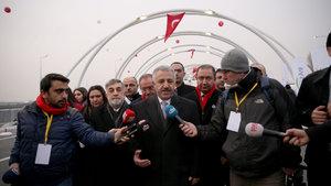 Ahmet Arslan: Trafiğin yüzde 30'unun rahatlaması bekleniyor