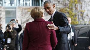Obama, Merkel'e taziyelerini iletti