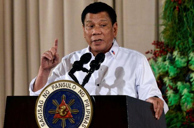 BM'den Duterte için flaş istek