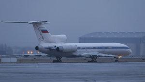 Rus Büyükelçi Karlov'un naaşı Moskova'ya getirildi