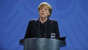 Berlin saldırısı Merkel'i yıktı: Tiksinti verici