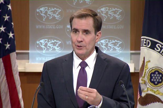 ABD Dışişleri Bakanlığı Sözcüsü John Kirby: Bu gülünç bir iddia