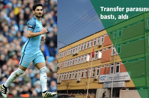 Manchester City'li İlkay Gündoğan'dan 28 milyonluk vefa