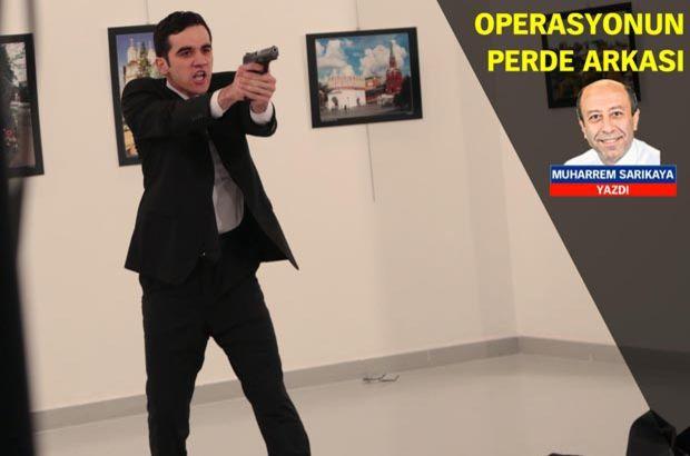Rus Büyükelçi Andrey Karlov'u öldüren suikastçı Mert Altıntaş