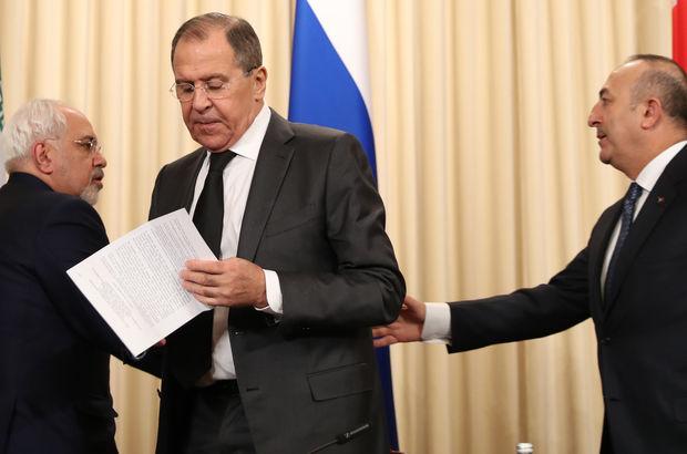 Türkiye, Rusya ve İran'ın Suriye bildirisinin tam metni
