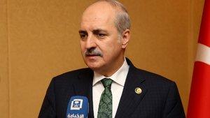 Numan Kurtulmuş'tan flaş El Bab açıklaması