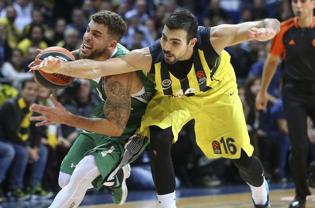 Fenerbahçe: 64 - Darüşşafaka Doğuş: 71 | MAÇ SONUCU