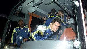 Fenerbahçe takım otobüsüne yapılan saldırıda FETÖ şüphelisi bekçi olay yerinde nöbetçiydi
