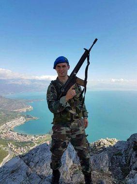 Şehit Piyade Uzman Çavuş Ali Sezai Yalçın