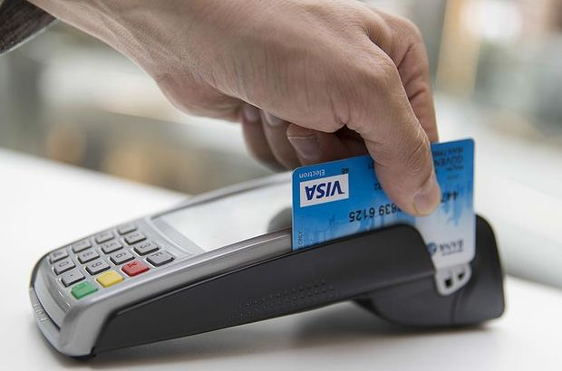 Türkiye'de 174,4 milyon kart kullanılıyor