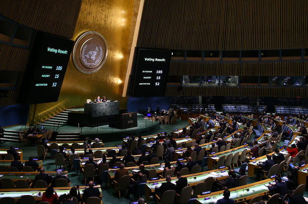 BM, Suriye'deki savaş suçlarını incelemek için mekanizma kuruyor