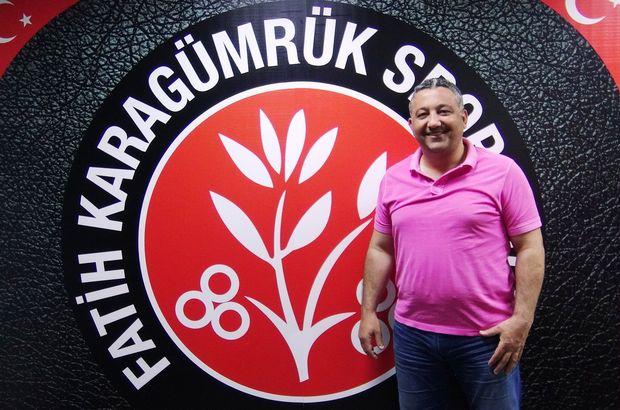 Cengiz Günaydın 2. ve 3. lig Kulüpler Birliği Başkanı