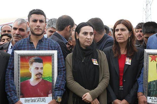 HDP Eş Genel Başkanı Yüksekdağ'ın yargılanmasına devam edildi