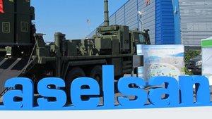 ASELSAN'dan 175,6 milyon dolarlık sözleşme