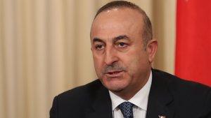 Mevlüt Çavuşoğlu: Esed ile Suriye'nin yoluna devam edemeyeceğine inanıyoruz