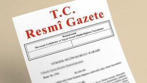 Bazı illere ve Çankırı Karatekin Üniversitesine ilişkin kararlar Resmi Gazete'de yer aldı