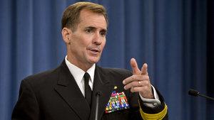 ABD Dışişleri Bakanlığı Sözcüsü John Kirby'den Suriye itirafı