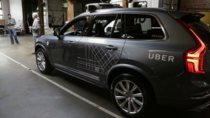 Uber sürücüsüz araçlarını Arizona'ya taşıdı