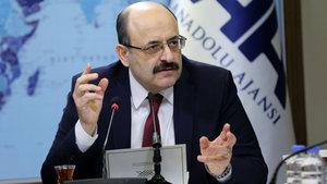 YÖK Başkanı Yekta Saraç yeni rektör atama sistemini yorumladı