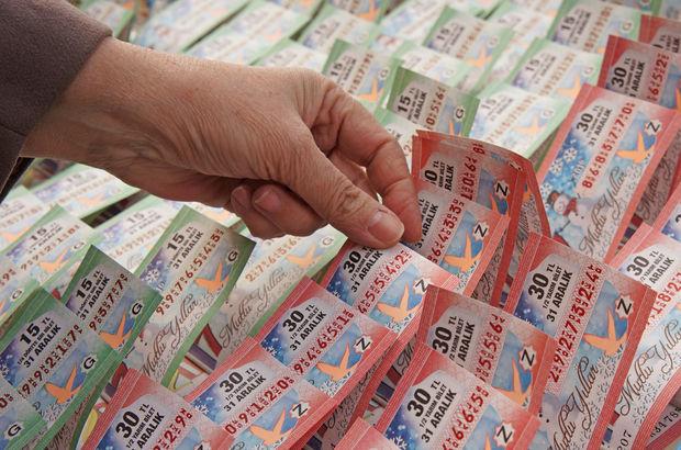 Milli Piyango biletlerinin çoğu tükendi