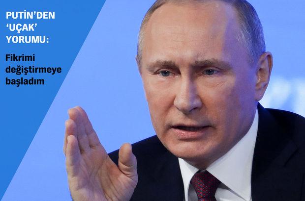 Putin'den geleneksel yıl sonu basın toplantısı