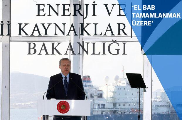 Cumhurbaşkanı Erdoğan: Birileri kuru sıkı atıyor
