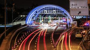 Avrasya Tüneli'nden ilk günde kaç araç geçti?