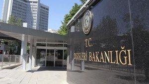 Dışişleri Bakanlığı, BMGK'nın İsrail kararını değerlendirdi