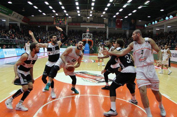 Türkiye Basketbol Federasyonu'dan Beşiktaş'a ceza