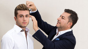 Best modellere Best model saç tasarımları