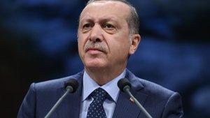 Cumhurbaşkanı Erdoğan'dan İnönü'yü anma mesajı