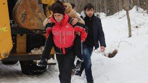Uludağ'da kaybolan 6 kişi kurtarıldı