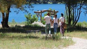 Başbakanlık Gölcük Tabiat Parkı projesini onayladı
