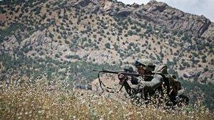 Mardin Savur'da çatışma: 1 PKK'lı öldürüldü