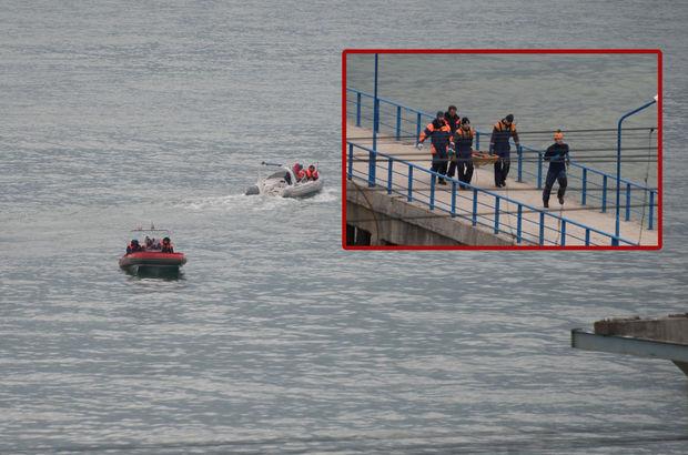 Soçi'den Suriye'ye giden Rus uçağı düştü