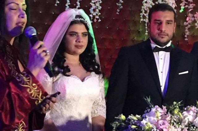 Sihirli Annem dizisinin Tuğçe'si Damla Ersubaşı evlendi