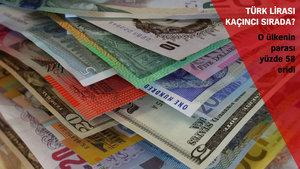 2016'nın en çok düşen ve yükselen para birimleri