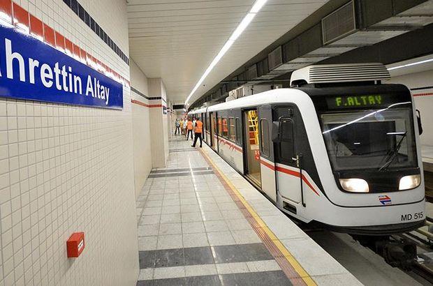İzmir metrosu 7 kilometre uzatılacak