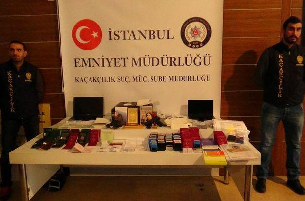 İstanbul, Gaziantep ve Şanlıurfa'da insan kaçakçılarına operasyon düzenlendi