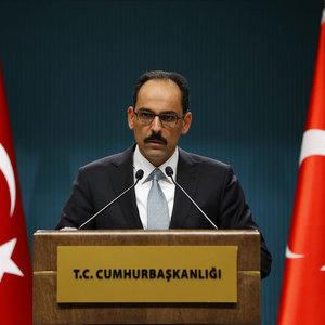 """""""PKK'nın Sincar'da konum elde etmesi kabul edilemez, gereği yapılır"""""""