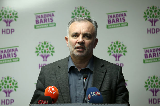 HDP'den anayasa teklifine Rus ruleti benzetmesi