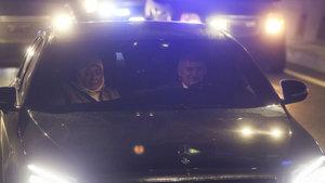 Ilgaz 15 Temmuz İstiklal Tüneli'nden ilk kez Başbakan geçti