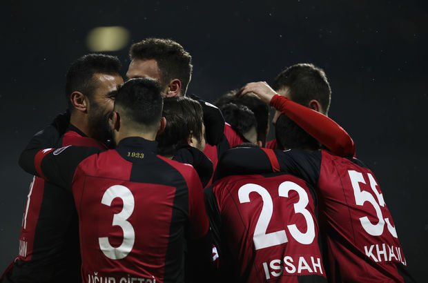 Gençlerbirliği: 3 - Bursaspor: 1 | MAÇ SONUCU