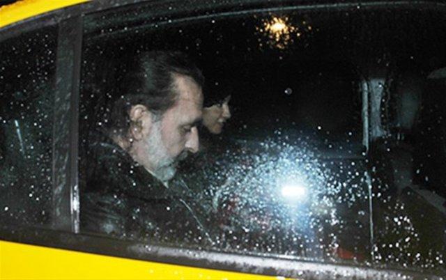 Ahu Yağtu, Ayhan Bozkurt ile yakalandı