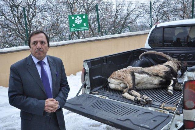 Tunceli'de kaçak avlanmaya 12 bin liralık ceza!