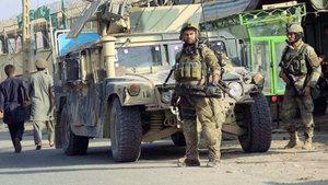 Afganistan'da Taliban komutanı öldürüldü